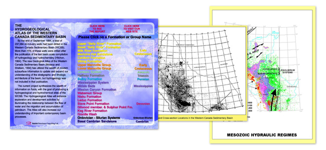 Hydrogeologic Atlas