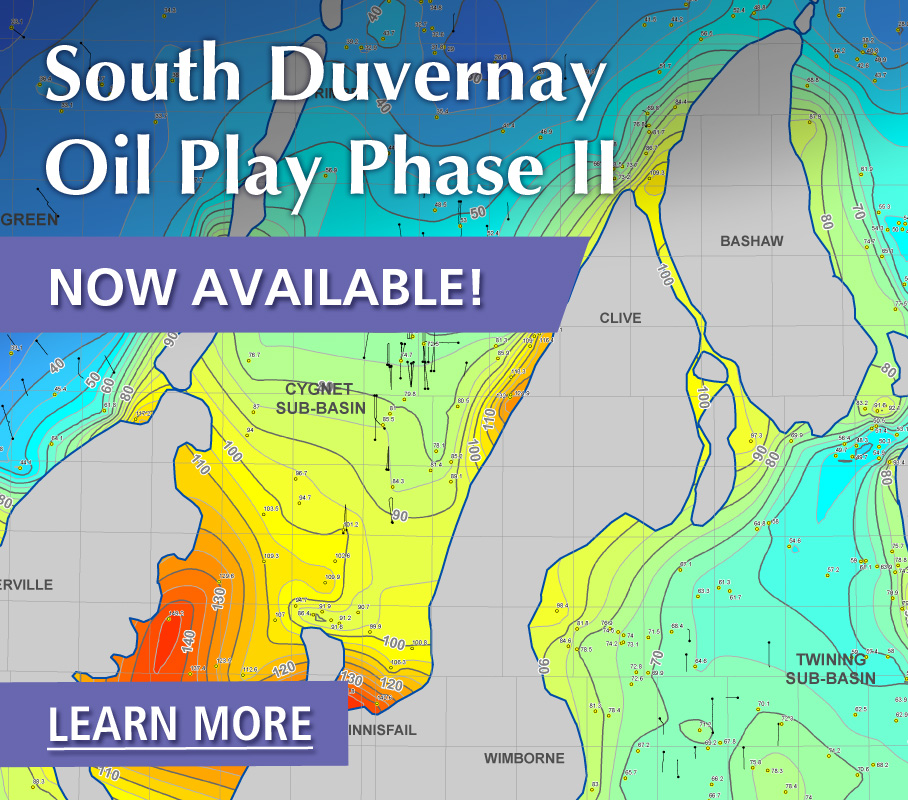 South Duvernay Oil Play